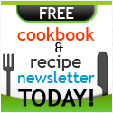 Free Cookbook Download & Recipe Newsletter