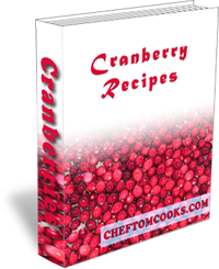 Free Cranberry Cookbook