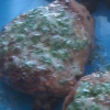 Filet Mignon with Chive Butter