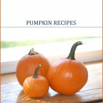 PUMPKIN RECIPES COVER