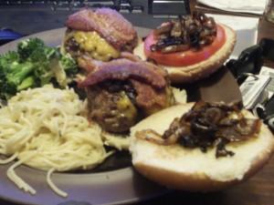 My Burger Dinner