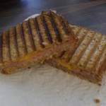 Easy Ham & Cheese Panini