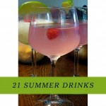 21 Summer Drink Recipes