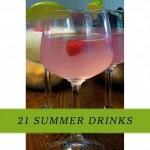 21 Summer Drink Recipes