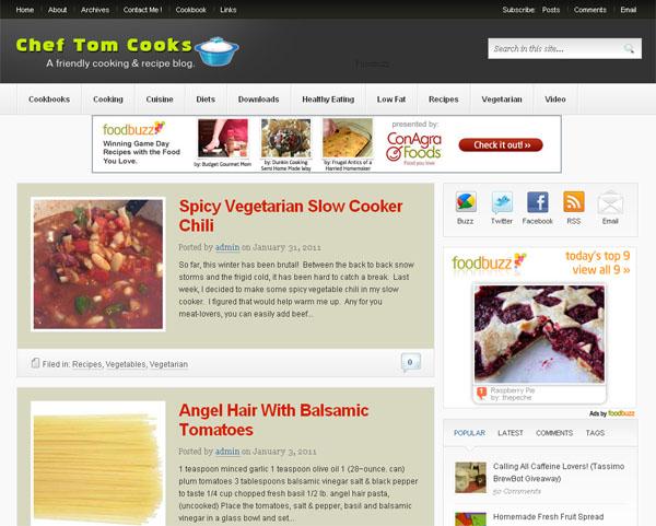 Blog Snapshot
