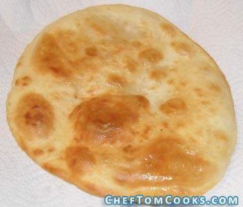 Fried Flour Tortilla