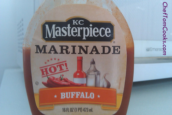 KC Masterpiece Buffalo Marinade