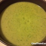 Avocado & Lime Soup