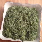 Rich & Creamy Spinach