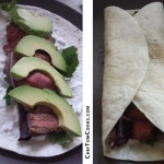 Smoked Paprika Steak Wraps with Horseradish Cream