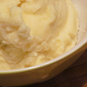 Rich & Creamy Mashed Potatoes