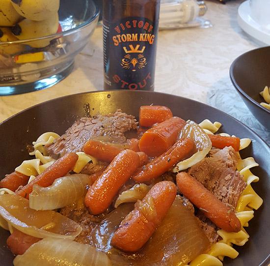 stout pot roast